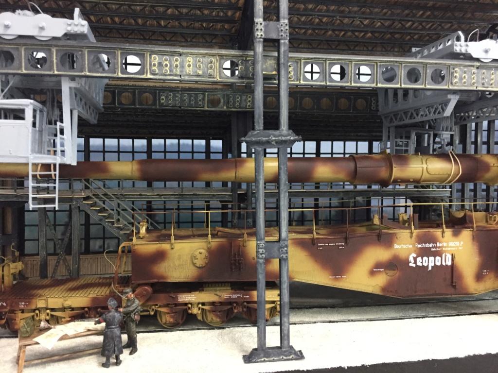 Artillerie en production - Canon Leopold et locomotive C12 Trumpeter - 1/35 - Page 5 Img_6933