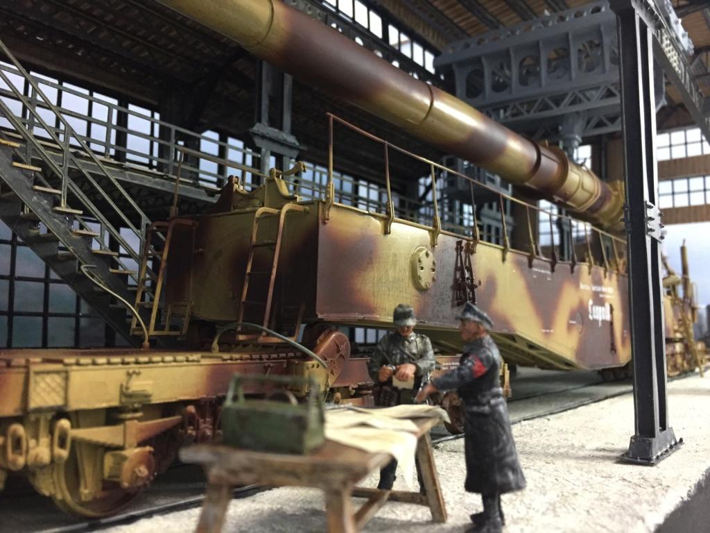 Artillerie en production - Canon Leopold et locomotive C12 Trumpeter - 1/35 - Page 5 Img_6934