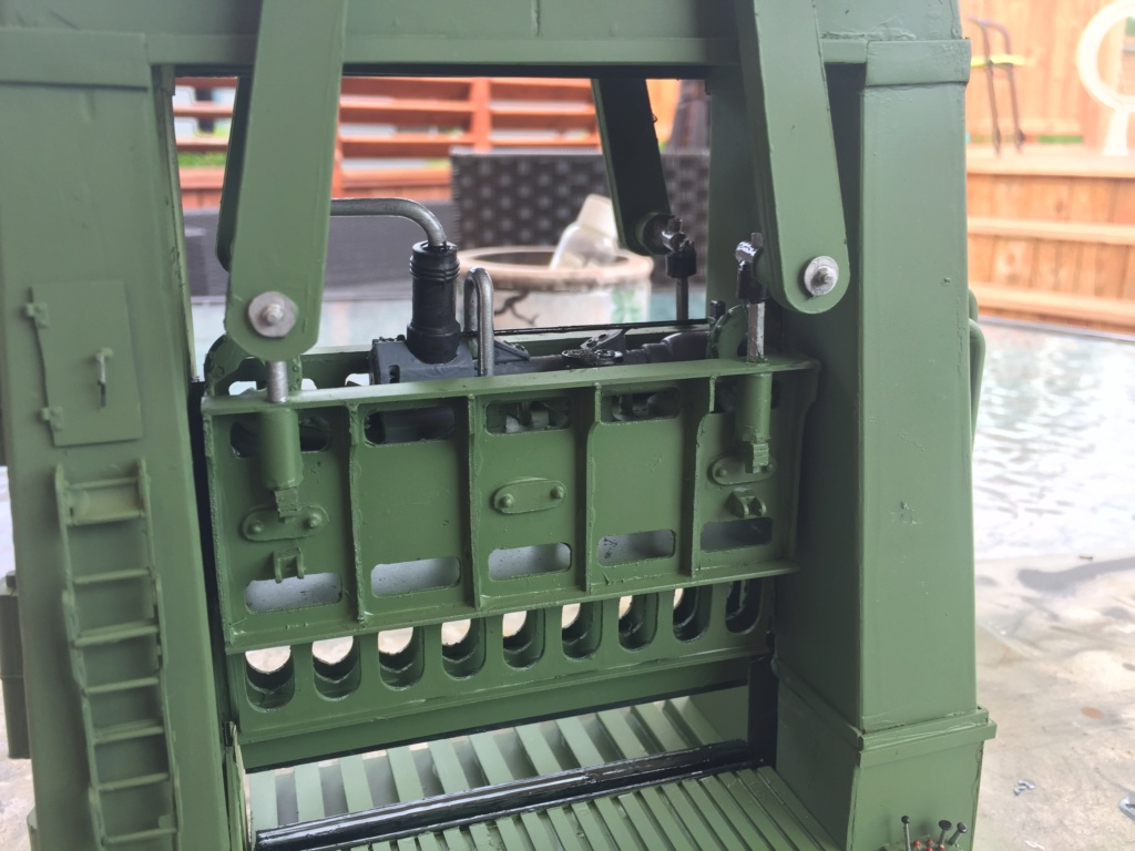 Artillerie en production - Canon Leopold et locomotive C12 Trumpeter - 1/35 - Page 6 Machin25