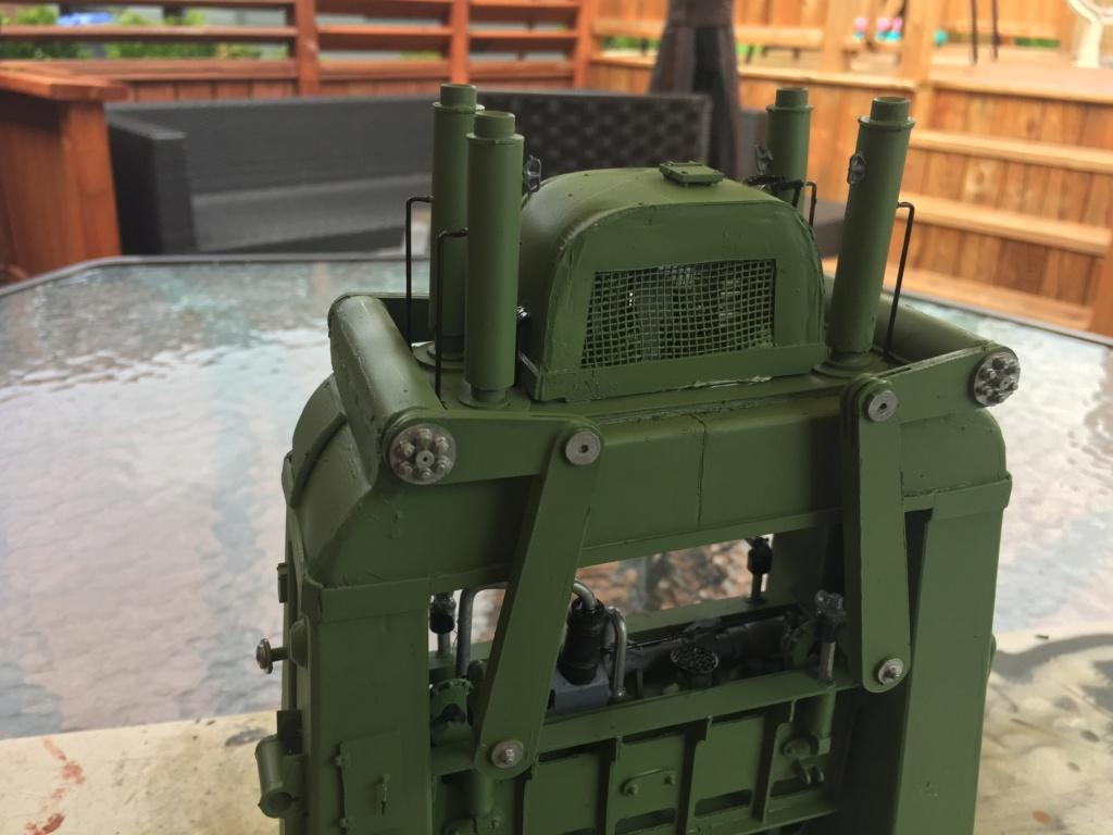 Artillerie en production - Canon Leopold et locomotive C12 Trumpeter - 1/35 - Page 6 Machin26