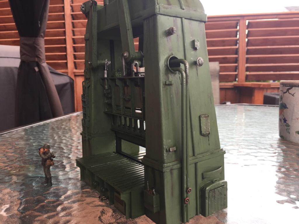 Artillerie en production - Canon Leopold et locomotive C12 Trumpeter - 1/35 - Page 6 Machin31