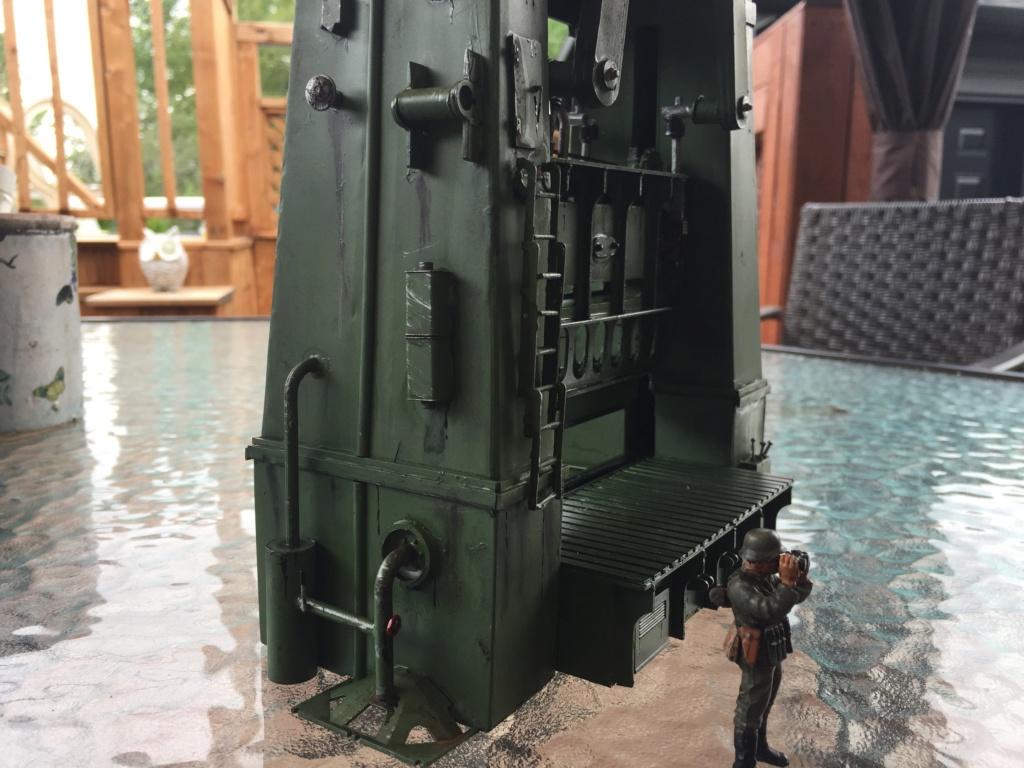 Artillerie en production - Canon Leopold et locomotive C12 Trumpeter - 1/35 - Page 6 Machin32