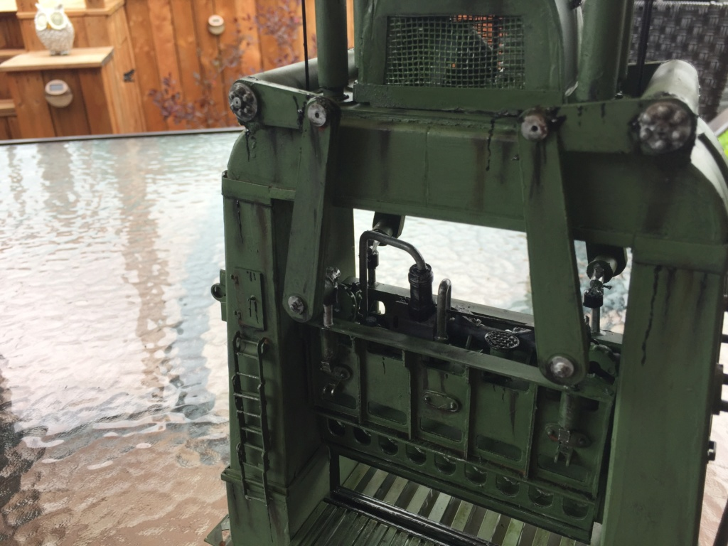 Artillerie en production - Canon Leopold et locomotive C12 Trumpeter - 1/35 - Page 6 Machin33