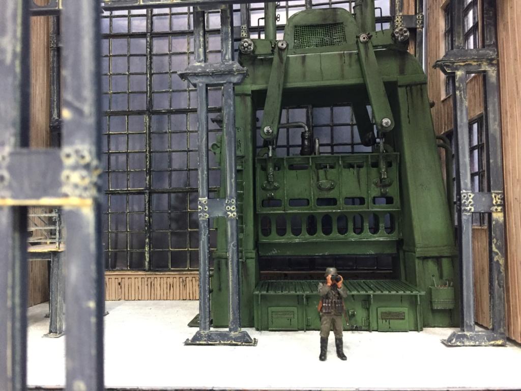 Artillerie en production - Canon Leopold et locomotive C12 Trumpeter - 1/35 - Page 6 Machin35