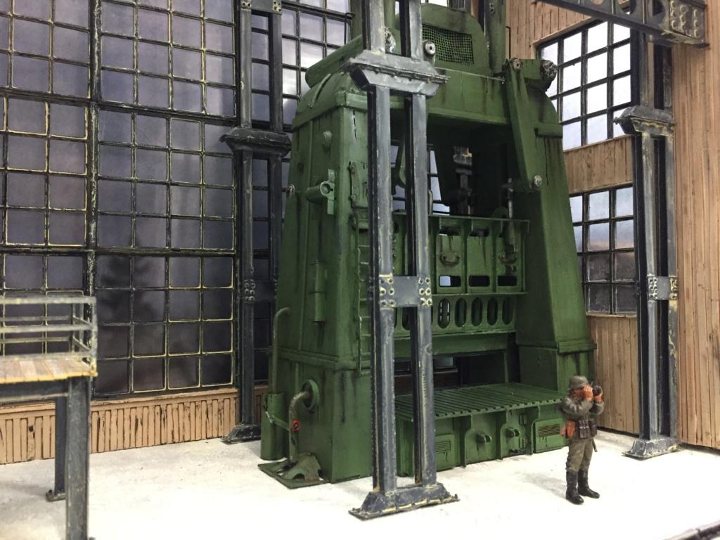 Artillerie en production - Canon Leopold et locomotive C12 Trumpeter - 1/35 - Page 6 Machin36
