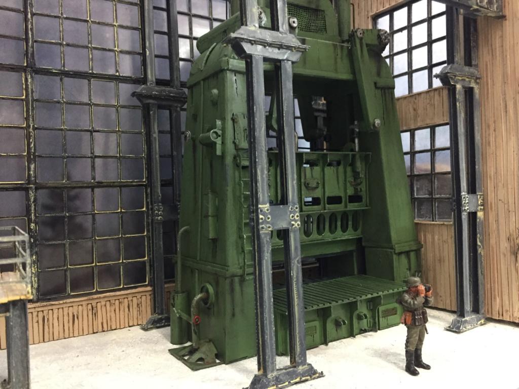 Artillerie en production - Canon Leopold et locomotive C12 Trumpeter - 1/35 - Page 6 Machin38