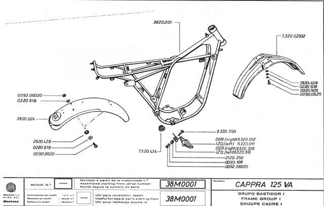 Cappra VA 125 1976 Cci01015
