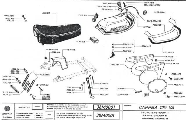 Cappra VA 125 1976 Cci01016
