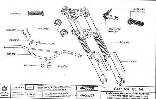 Cappra VA 125 1976 Cci01017