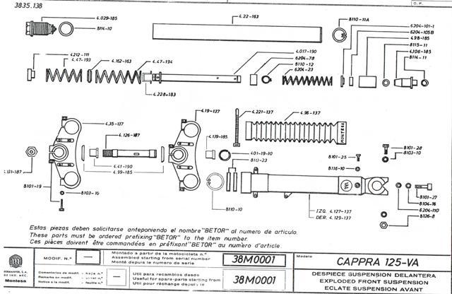 Cappra VA 125 1976 Cci01018