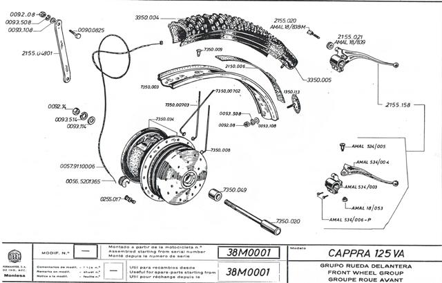 Cappra VA 125 1976 Cci01020