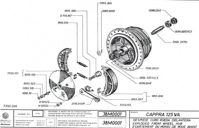 Cappra VA 125 1976 Cci01021