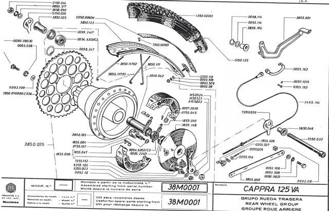 Cappra VA 125 1976 Cci01022