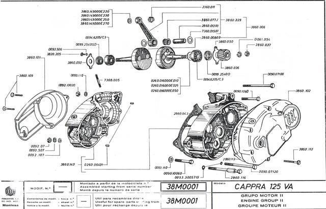 Cappra VA 125 1976 Cci01024
