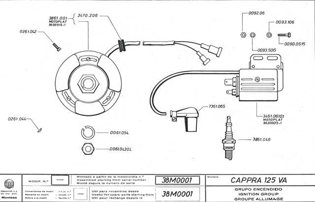 Cappra VA 125 1976 Cci01025