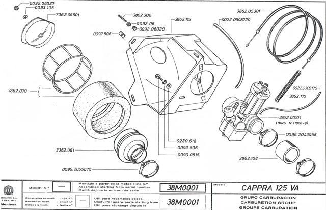 Cappra VA 125 1976 Cci01026