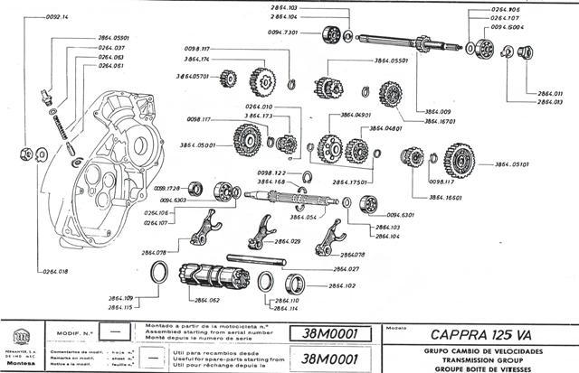 Cappra VA 125 1976 Cci01028