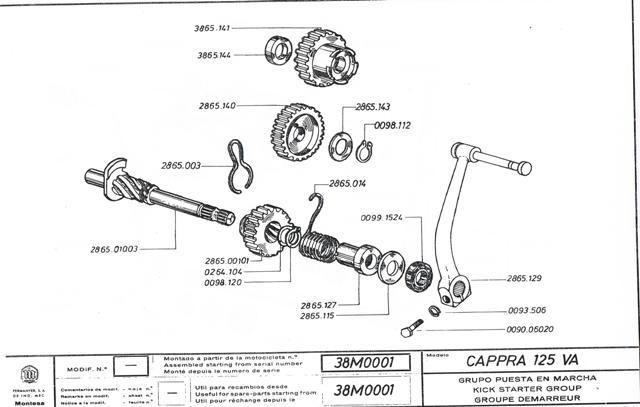 Cappra VA 125 1976 Cci01029
