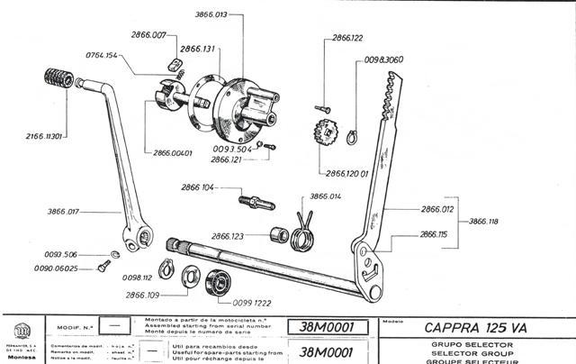 Cappra VA 125 1976 Cci01030
