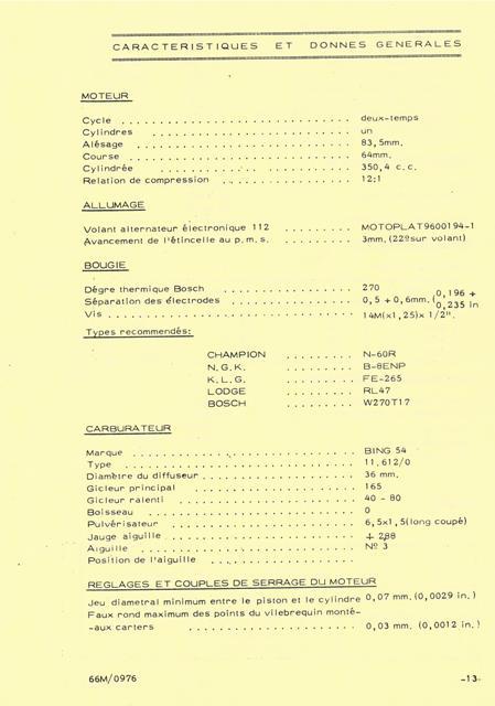 Cappra vb 125 250 et 360 77/78 Cci31130