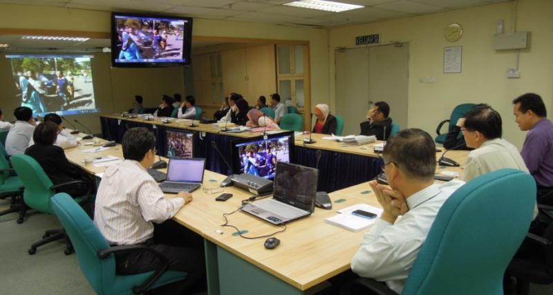 Mesyuarat Jawatankuasa Keselamatan dan Kesihatan Pekerjaan (JKKP) Bil 1/2013, JPS Sabah 118