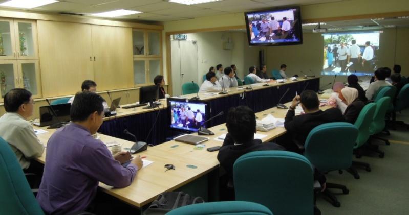 Mesyuarat Jawatankuasa Keselamatan dan Kesihatan Pekerjaan (JKKP) Bil 1/2013, JPS Sabah 214