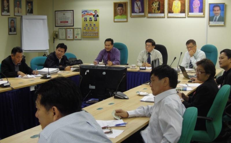 Mesyuarat Jawatankuasa Keselamatan dan Kesihatan Pekerjaan (JKKP) Bil 1/2013, JPS Sabah 314