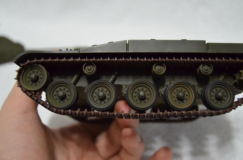 M41 Walker Bulldog (Tamiya 1/35) Véhicule Fini ! A_1110