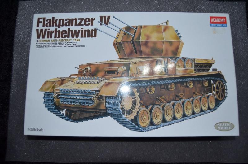 Flakpanzer IV Wirbelwind (Academy 1/35) Suite du montage du canon  Dsc_0024