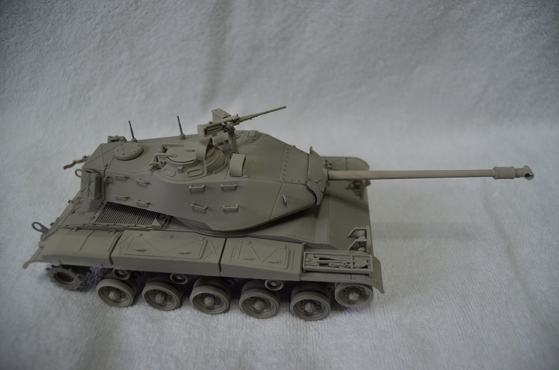 M41 Walker Bulldog (Tamiya 1/35) Véhicule Fini ! Dsc_0032
