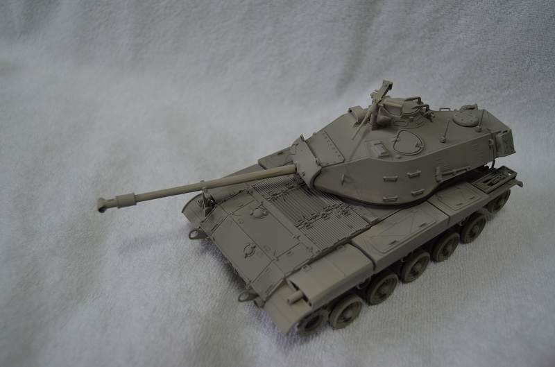 M41 Walker Bulldog (Tamiya 1/35) Véhicule Fini ! Dsc_0038