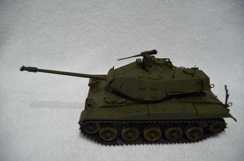 M41 Walker Bulldog (Tamiya 1/35) Véhicule Fini ! Dsc_0049