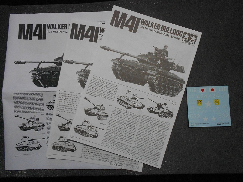 M41 Walker Bulldog (Tamiya 1/35) Véhicule Fini ! Dscn1713