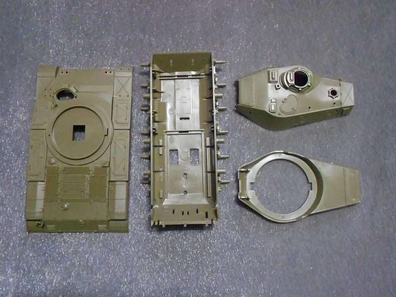 M41 Walker Bulldog (Tamiya 1/35) Véhicule Fini ! Dscn1714