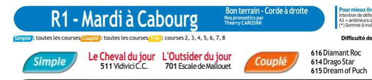 Autres courses PMU du Mardi 10 décembre 2019 0585