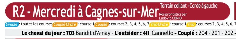 Autres courses PMU du Mercredi 11 Décembre 2019 0591