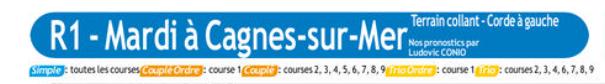 Aautres courses PMU du Mardi 24 Décembre 2019 0647