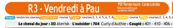 Autres courses PMU du vendredi 10 janvier 2020 0695