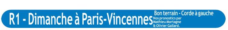 Autres courses PMU du Dimanche 09 février 2020 0815