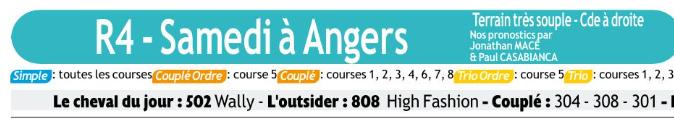 Aautres courses PMU du Samedi 23 mai 2020 0934