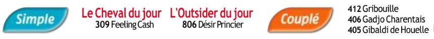 Autres courses PMU du Dimanche 09 février 2020 0bis259