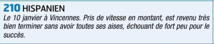 Autres courses PMU du Jeudi 30 janvier 2020 2w39