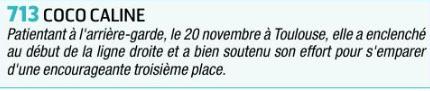 Autres courses PMU du Dimanche 15 Décembre 2019 7390