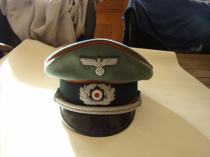Kepi officier d'artillerie Dsc06630