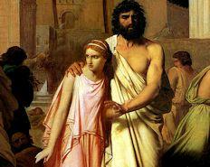 """Mythologie Grecque  """"Oedipe"""" Oedipe10"""