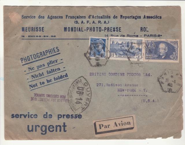 1939 - Le contrôle des informations - Censures de la Presse et dela Publication. (UB14 - UA6) _1_00013