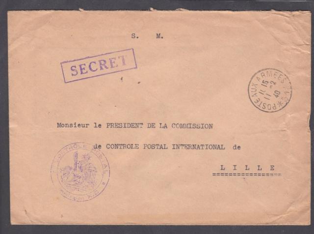 Localisation du S.P.  51 en février 1940. _1_00017