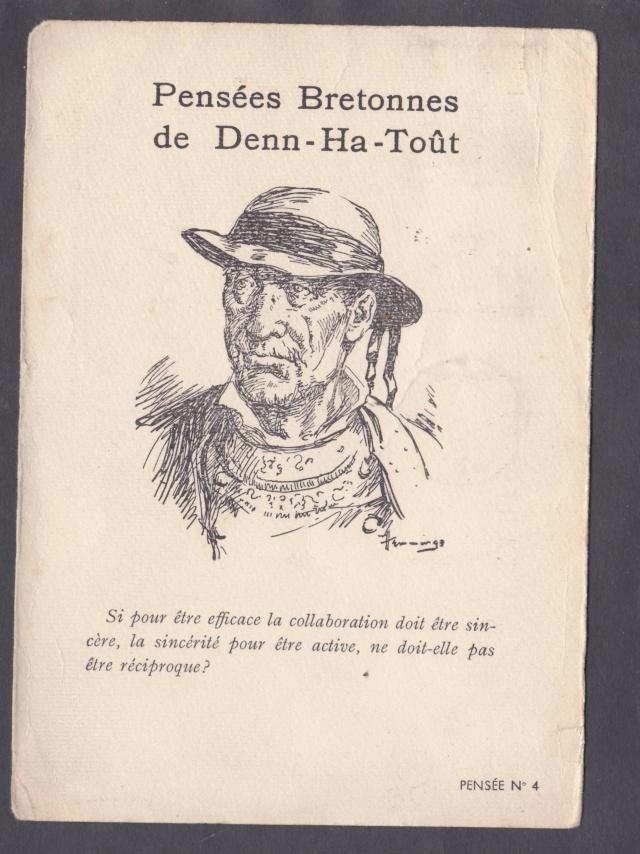 1939 - Le contrôle des informations - Censures de la Presse et dela Publication. (UB14 - UA6) _3_00014
