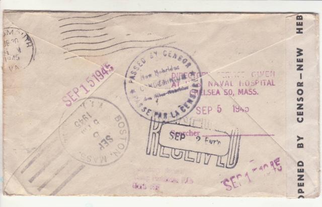 Nouvelles Hébrides - Timbres utilisés dans les deux bureaux postaux. _3_00015