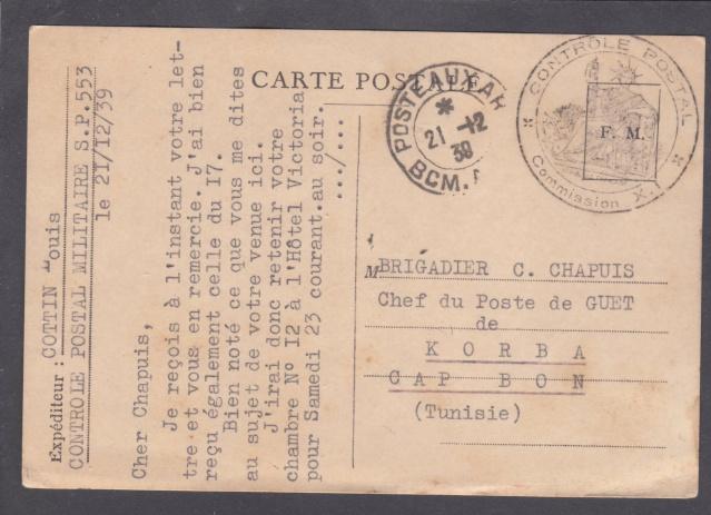 Localisation du S.P.  553 en décembre 1939. _3_00016